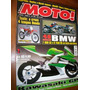 Revista Da Moto 88 Abril 2002 Bmw F650 R 1150 Rs Crf 450r