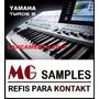 Samples Yamaha Tyros 2 Kontakt ( Lançamento 2014 )
