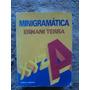 Livro - Minigramática Da Língua - Ernani Terra