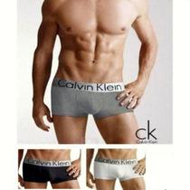 Cuecas Calvin Klein Ck Modelo Boxer Cor Branca