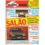 Revista Quatro Rodas Nº314 (hofstetter, Chevette, Escort Xr3
