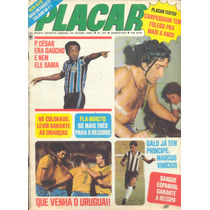 Placar Nº 474 - 25.05.79 - Pôster Do Grêmio