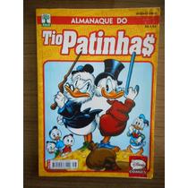 Livro Almanaque Do Tio Patinhas Nº 16
