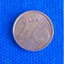 2cent Euro 2001