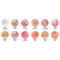 Bellas Makeup - Blush Mosaico Nyx - Original