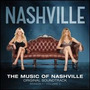 Cd Music Of Nashville Season 1 Vol.2 =import= Novo Lacrado
