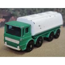 Matchbox Series Nº 32 - Leyland Petrol Tanker - (ref. 118)