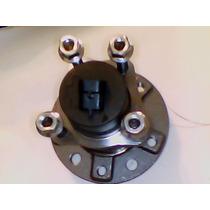 Cubo De Roda Rolamento Traseiro Vectra Astra Com Abs 5 Furos