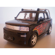 Toyota Bb Open Dek -diecast-metal Com Detalhes Em Plastico