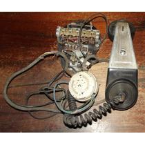 Telefone Antigo Preto Nobelphone