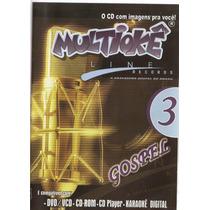 Multiokê - Gospel 3 - Novo Lacrado***