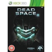 Jogo Com Nota Fiscal Pal Dead Space 2 Europeu Para Xbox 360