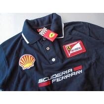 Camiseta Polo Ferrari - A Legitima!