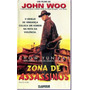 Vhs - Zona De Assassinos - Chow Yun Fat - Original