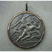 Medalha Israel, Jogos Olimpicos, 39mm. Esportes Prata