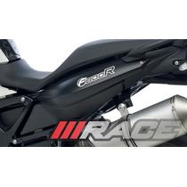Par De Adesivo F800r Moto Lateral Rabeta Bmw F 800 R