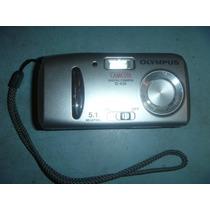 Camera Digital Olympus D-425 Comedia Cartão De Memoria 1gb