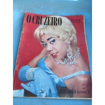 Cruzeiro 1959 Vedete Vera Barbeiro Embaixatriz Turismo Poços