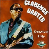 Cd Clarence Carter Greatest Hits (importado)