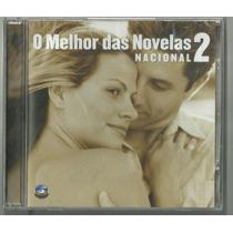02 Cds-melhor Das Novelas 2-nacional/internacional -lacrados