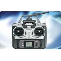 Radio Transmissor Futaba 6ex + Receptor + Carregador
