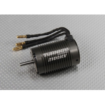 Motor Turnigy 1/8th Scale 4 Pole Brushless Motor - 2100kv
