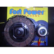 Kit De Embreagem Ranger 2.5 Turbo Diesel 4cil.97 Á 01 Maxion