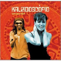 Cd - Kaleidoscópio - Tem Que Valer