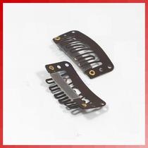 Frete Gratis 10 Unid Tic Tac Mini Presilha Alongamento 2.3cm