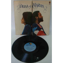 Marvin Gaye & Diana Ross Lp Nacional Diana & Marvin 1971