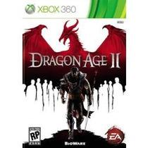 Jogo Original Lacrado Da Ea Games Dragon Age Ii Pra Xbox 360