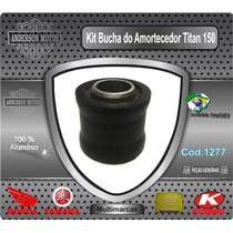 Kit Bucha Do Amortecedor Titan 150