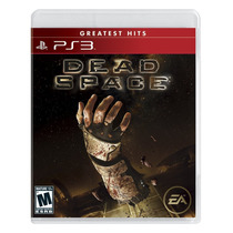 Dead Space Ps3 Lacrado Pronta Entrega