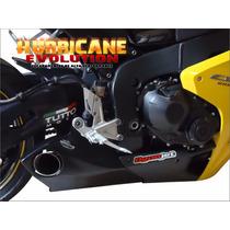 Hurricane Escapamento Esportivo Cbr 1000rr Taylor Made