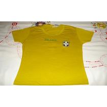 Camisa Do Neymar, Seleção Brasileira Bordadas!