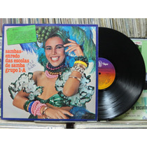 Sambas Enredo Das Escolas De Samba Do Grupo 1.a- Lp Top Tape