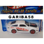 Hot Wheels 2006#002 Toyota Ae-86 Corolla Rodas 5sp Red
