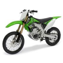 Kawasaki Kx 450f 1:12 Maisto 31175