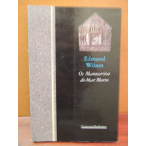 Livro Manuscritos Do Mar Morto 1947 - 1969 Edmund Wilson
