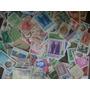 Promoçao!!!!!!!!100 Selos Mundiais Diferentes,carimbados