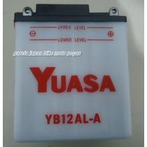 Bateria Yuasa Yb12al-a Vulcan500 / Virago535 /tenere Xt600z