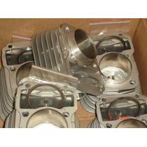 Kit 150cc Cilindro Rocasil Para Cg 125 Ate 2001 !!