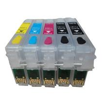 Cartuchos Recarregáveis Epson - T33 C/50ml Tintas Formulabs