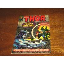 O Poderoso Thor Nº 134 Novembro /1966 Original Em Inglês