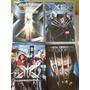 X-men Dvd Trilogia + X-men Origens Wolverine 6 Dvds 4 Filmes
