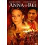 Dvd Original Do Filme Anna E O Rei ( Jodie Foster)