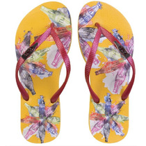 Chinelo Feminino Psycho Coca-cola Clothing