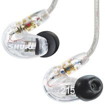 Fone De Ouvido Shure Se215 - In-ear Earphone Shure Se215-cl