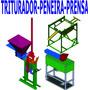 Projeto - Tijolo Solo Cimento Ecologico+triturador + Brindes
