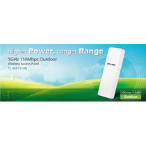 Tp-link Wireless Cpe Tl-wa7510n 5.8ghz 15dbi = Nanostation